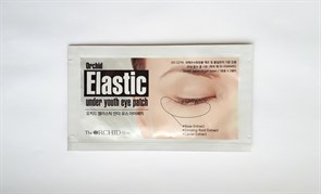 Патч - лифтинг для глаз THE ORCHID SKIN Elastic Under Eye Youth Eye Patch 10г