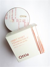 Кушон для лица Ottie Object D'Art Tension Pact SPF50+/PA+++++(No23)15г