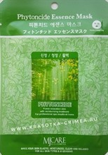 Mijin Essence Mask Phytoncide Маска тканевая для лица с фитонцидами 23г